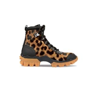 Leopard print, £675, Moncler at net-a-porter.com