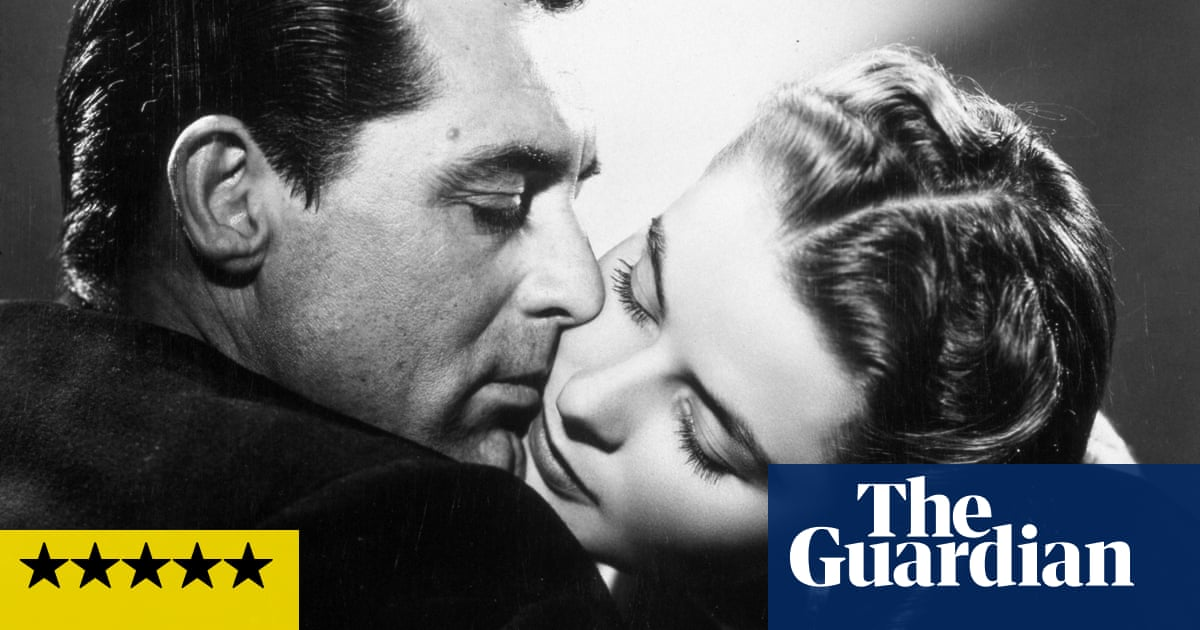 Notorious review – Hitchcocks deliciously entertaining story of espionage