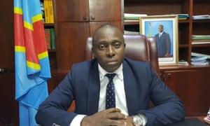 Amy Ambatobe Nyongolo, the DRC environment minister