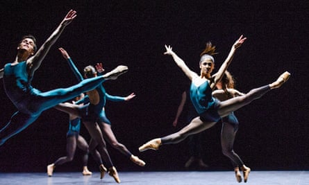 In the Middle, Somewhat Elevated by William Forsythe.
