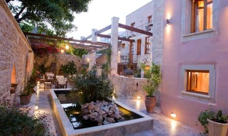 Casa Vitae, Rethymnon; exterior view