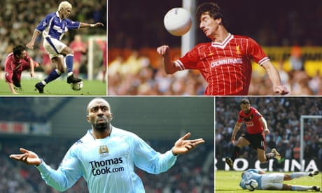 Football quiz: how well do you know the Manchester and Merseyside derbies?