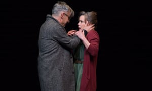 Joe Mantello and Sally Field in The Glass Menagerie, which is set to close early after limited box office.