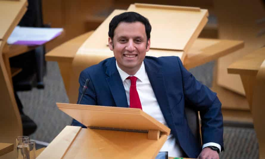 Left activists say Anas Sarwar's decision was aimed at establishing authority over the party.