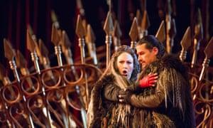 Edinburgh International Festival 2017. Verdi's Macbeth by Teatro Regio of Turin, conducted by Gianandrea Noseda and directed by Emma Dante.