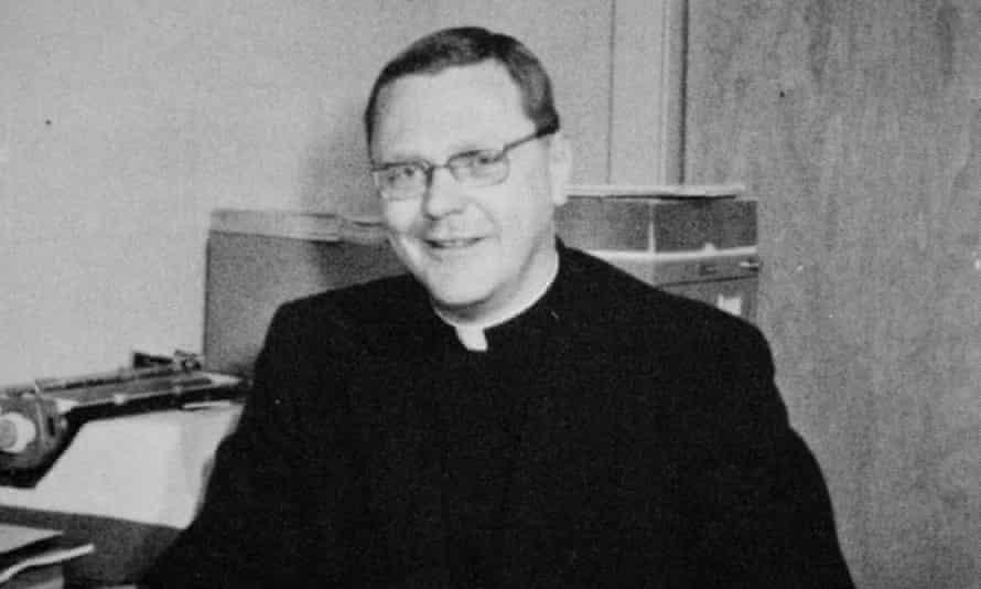 Baltimore priest Joseph Maskell