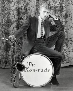 A promotional shoot for the Kon-rads in 1963.