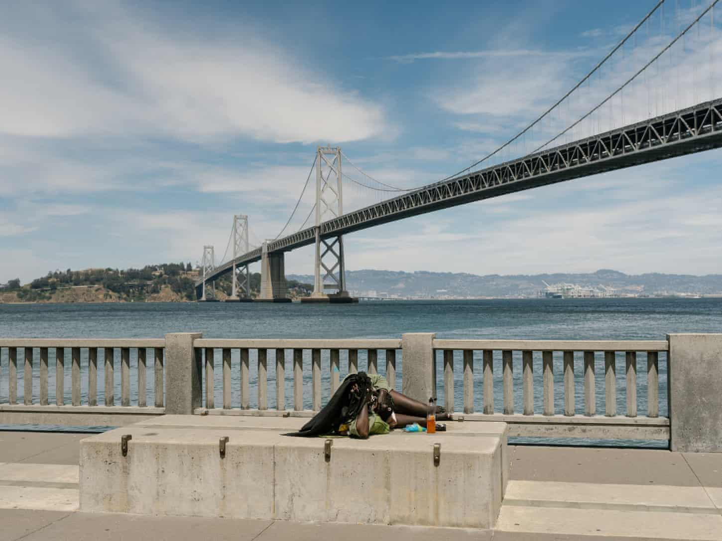 'We all suffer': why San Francisco techies hate the city they transformed