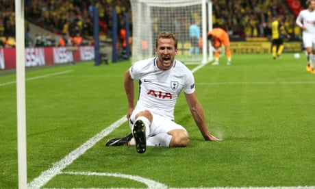 Harry Kane double and Tottenham's defensive help nous dispatch Dortmund