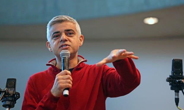 Mayor of London, Sadiq Khan pledges free London travel for disabled people's carers