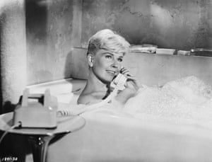 Doris Day in the 1959 movie Pillow Talk