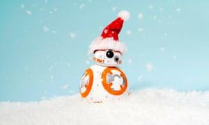 Observer Tech Magazine OTM 28/10/2015 Christmas Xmas Gift guide. BB-8 by Sphero. Star Wars
