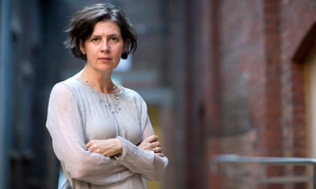 Erica Whyman, deputy artistic director of the Royal Shakespeare Company: 'We love the story that Shakespeare is hard, it is for clever people.'
