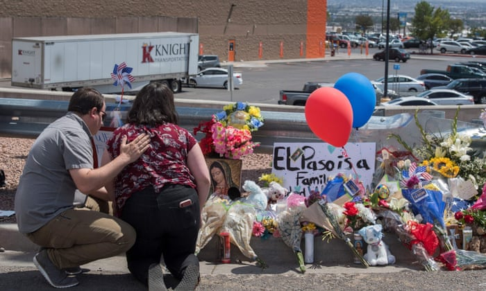 He came to kill Hispanics': peaceful El Paso left wounded by