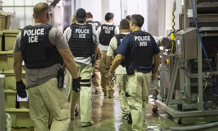 More than 600 Latinx workers were detained at poultry plants in Mississippi.