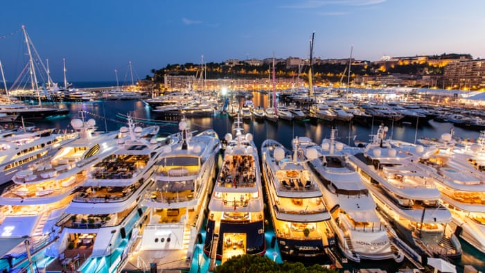 Life and death on a superyacht: 'If something goes wrong