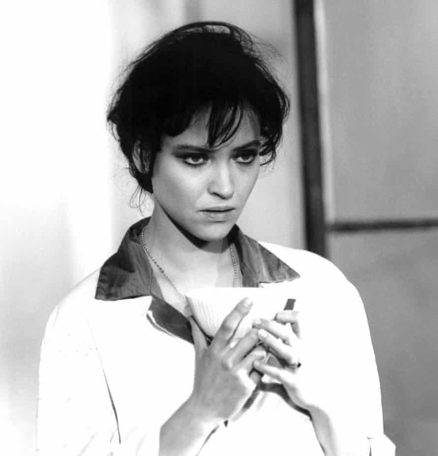 Karina in The Stranger, 1967.