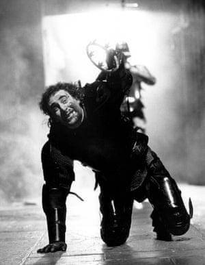 Antony Sher in Richard III