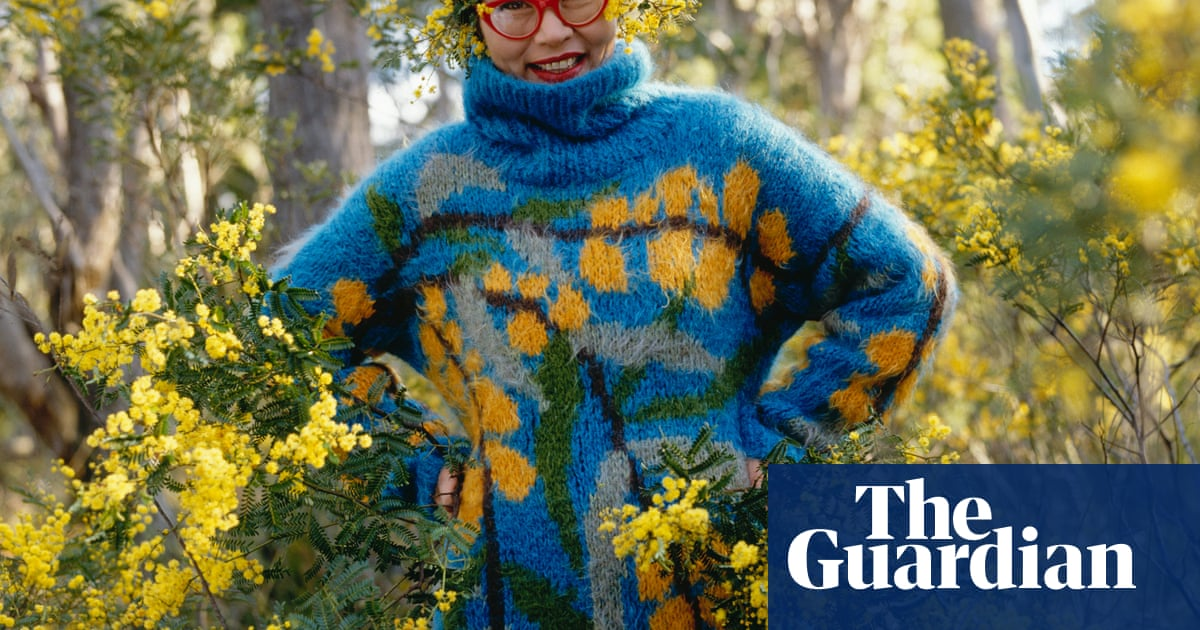 How Jenny Kee And Linda Jackson Invented Australiana High Fashion In Pictures Fashion The Guardian