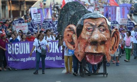 Philippine president Duterte needs psychiatric evaluation, says UN chief