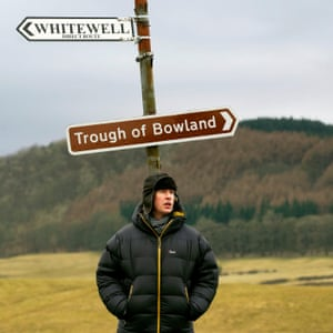 Steve Coogan traversing 'the north' in The Trip, series 1.