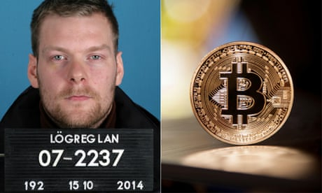 'Big bitcoin heist' suspect escapes prison and flees Iceland 'on PM's plane'