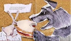 Emily Gravett Wolves slide 7