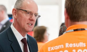Nick Gibb, the minister for school standards, says the gap between disadvantaged pupils and their peers has decreased over the last eight years.