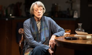 Dame Maggie Smith in A German Life