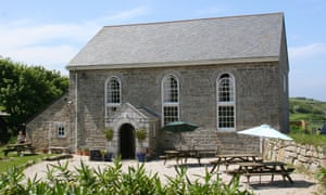 Zennor Chapel Guesthouse, Cornwal