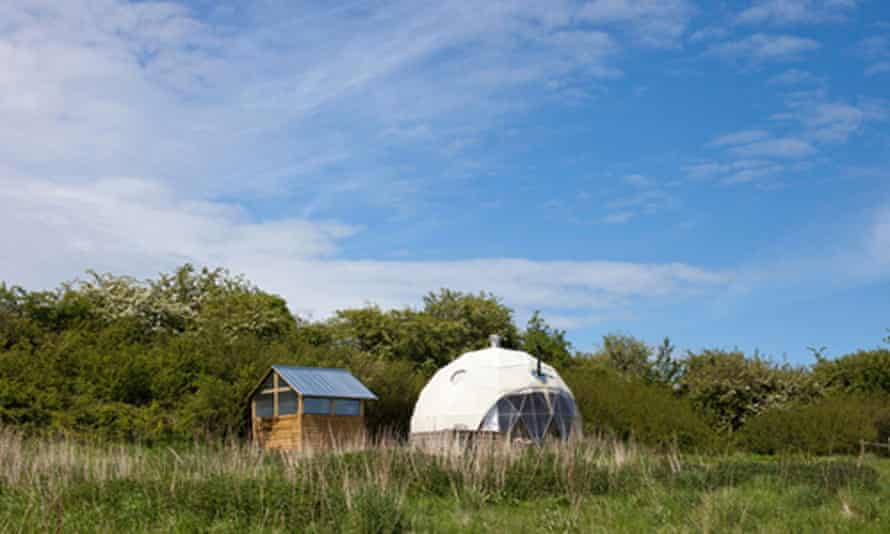 Dome at Fforest, Cardigan