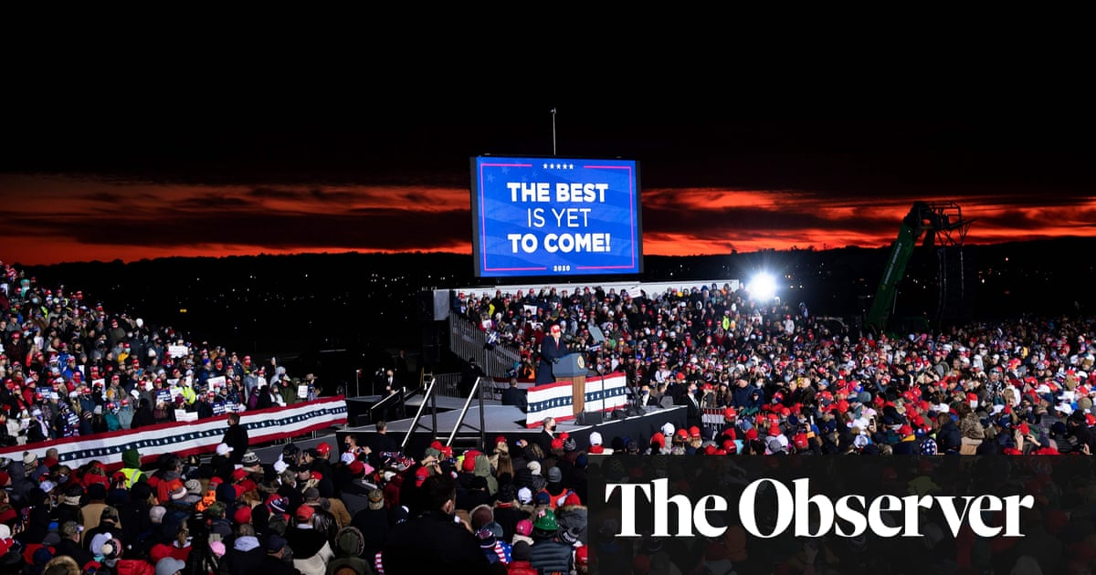 Last Best Hope by George Packer review – shrewd analysis of America's ruptures