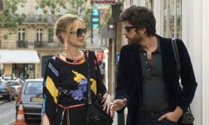 Julie Delpy and Adam Goldberg in 2 Days in Paris.