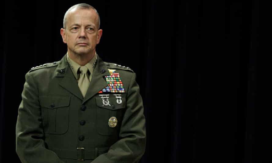 US General John Allen