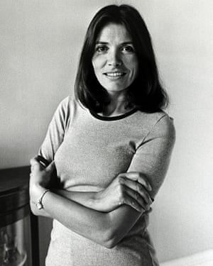 Joan Bakewell, with whom Pinter had an affair in the 1960s.