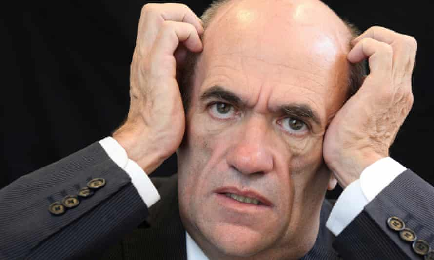 Colm Tóibín: 'The story had echoes of actual events that were occurring as I was writing the book.'