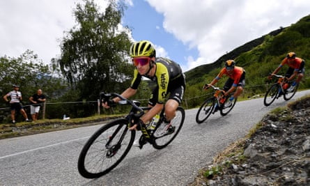 Adam Yates will be a threat in the mountains