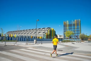 Nave Boetticher. Madrid Innovation Campus, Villaverde