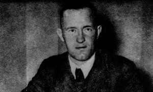William Joyce, known as Lord Haw-Haw, circa 1942.