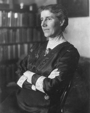The writer Charlotte Perkins Gilman