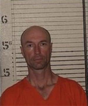 Dan Nichols in an undated police booking shot.