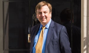 John Whittingdale, the new culture secretary.
