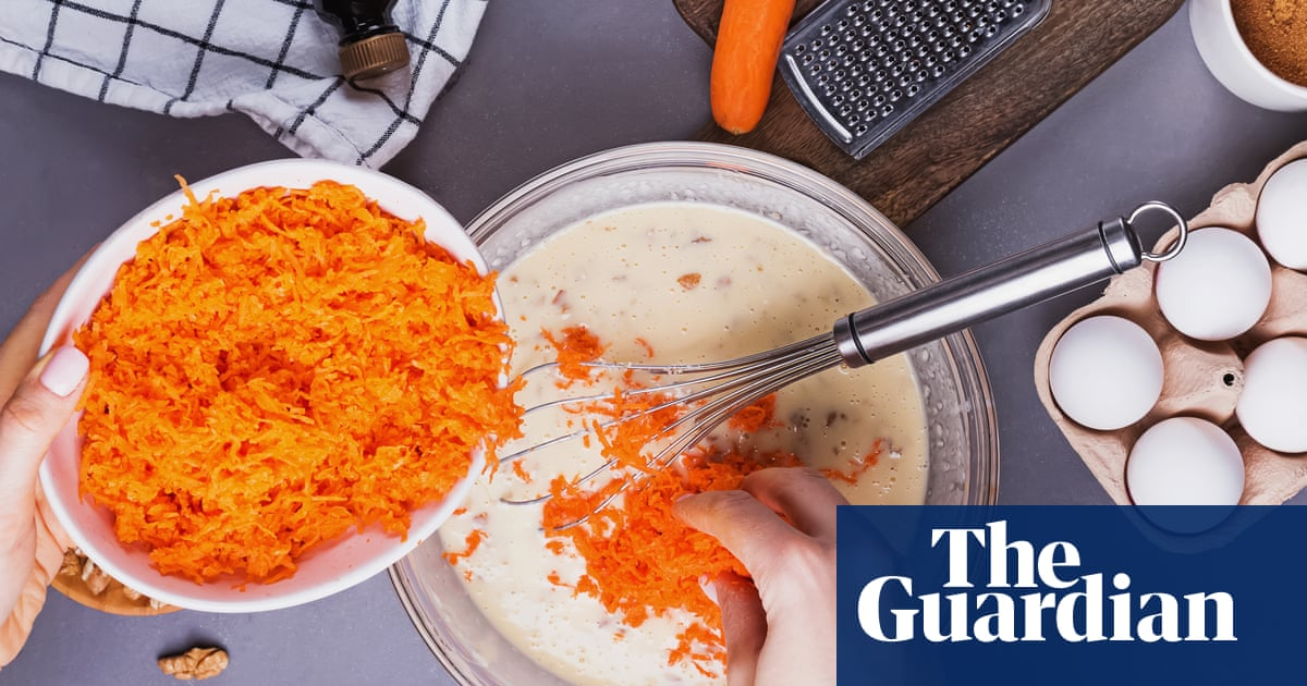 How can I use vegetables in sweet bakes?