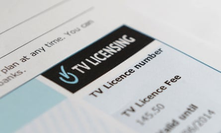 The TV licence fee will increase from £145.50 to £147 in April.