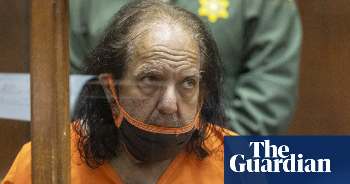Seven new charges brought against adult film star Ron Jeremy | California | The Guardian