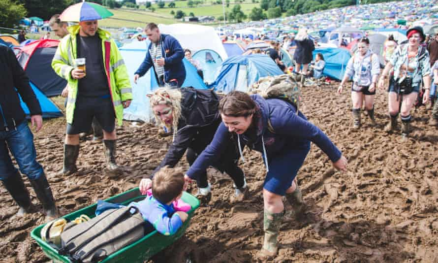 Heavy rain forced organisers to cancel the 2017 Y Not festival part way through.