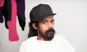 'Reggae music is trying to build bridges and make connections in a positive way' ... Damian Marley.