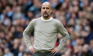 Pep Guardiola admitted that Manchester City now face a tough task to overhaul Liverpool.