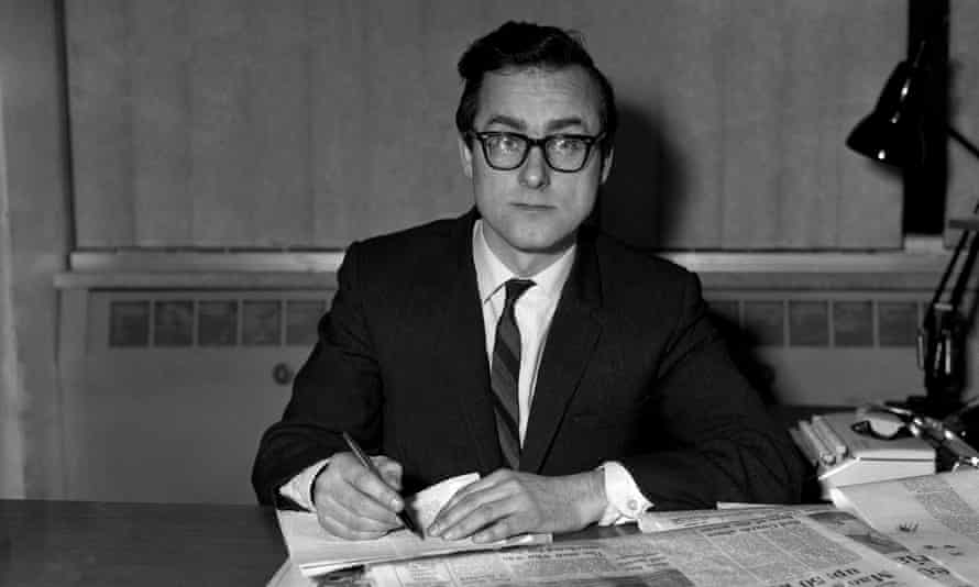 Harold Evans, former editor of the Sunday Times