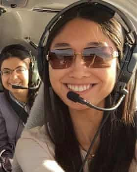 Jessica Mah says she doesn't like flying commercially, and what started out of curiosity ended up earning her a private pilot's licence.